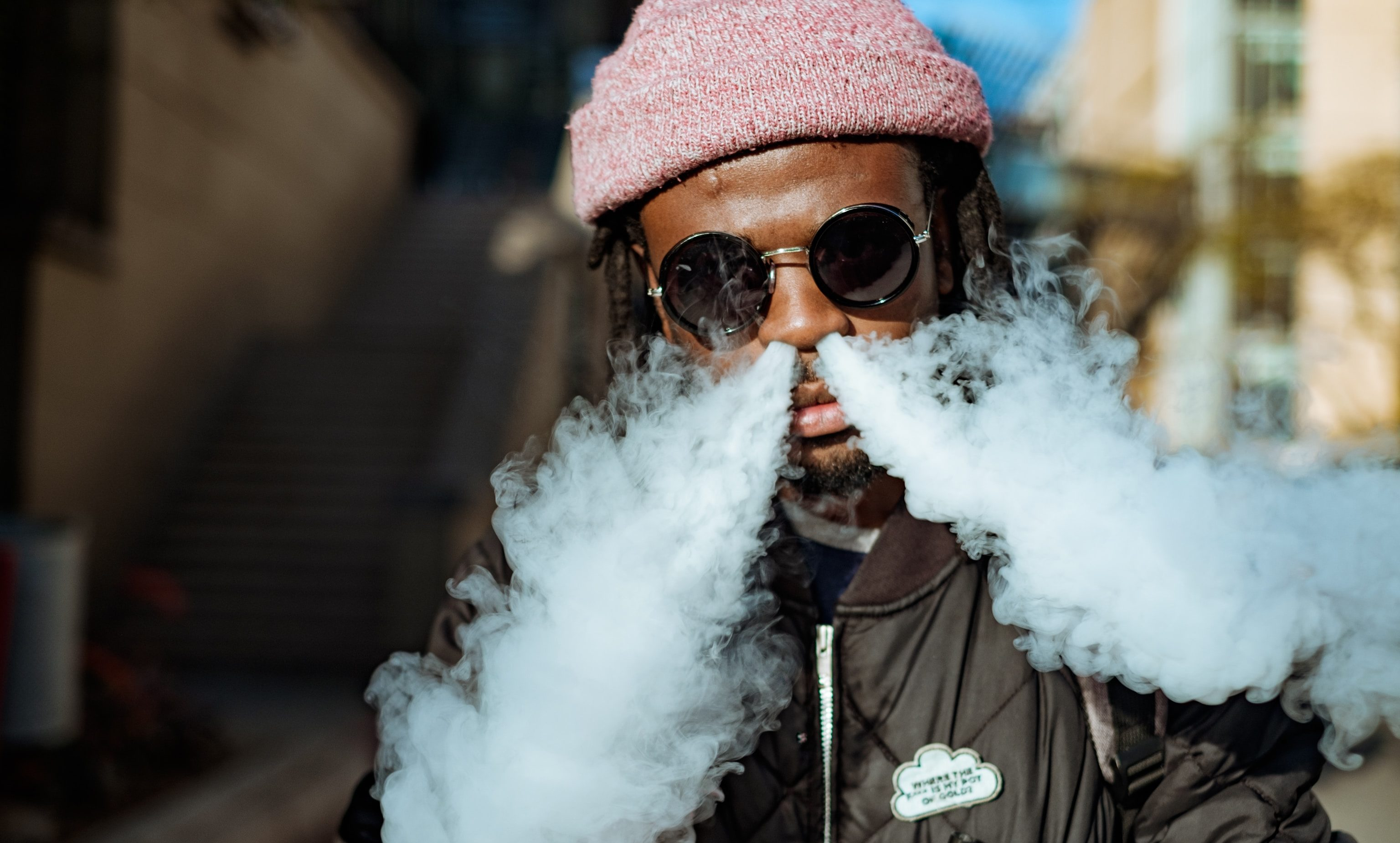 The week in weed: Vaping-related lung illnesses soar