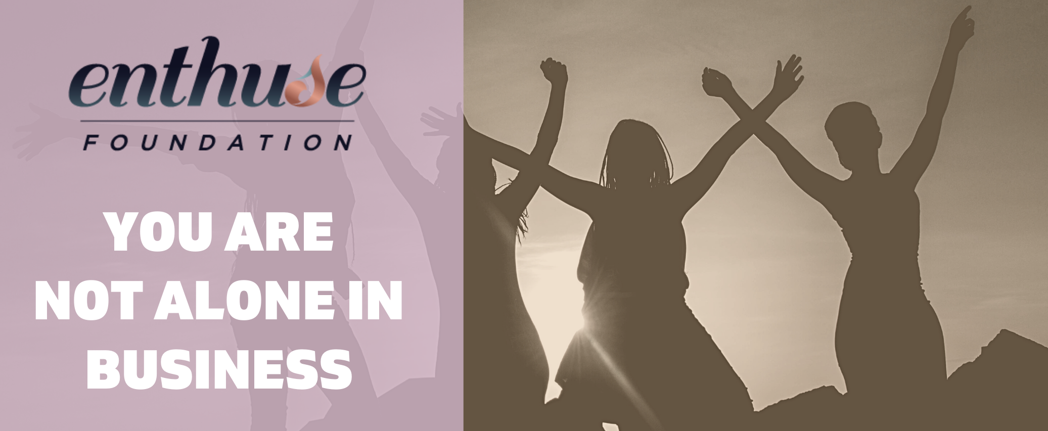 Upcoming Event: You Are Not Alone in Business