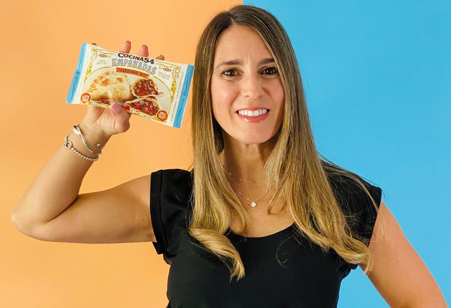 #NewtoNext, COCINA 54 Empanadas, CeciliaPanichelli